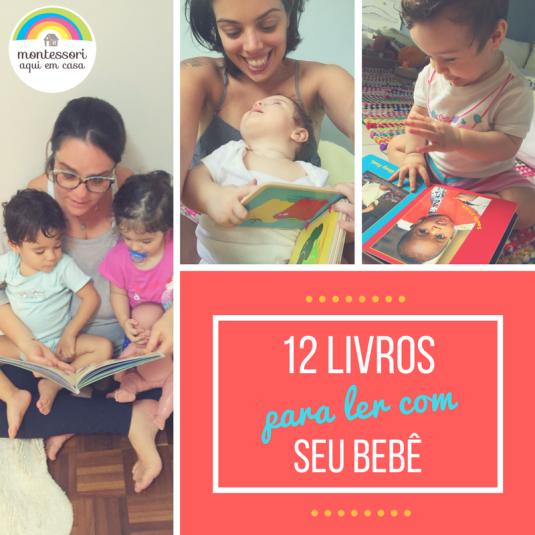 12 livros para ler com seu filho